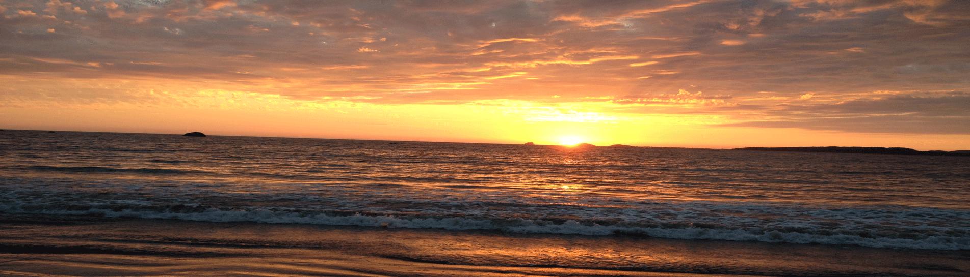 La Manzanilla Sunset